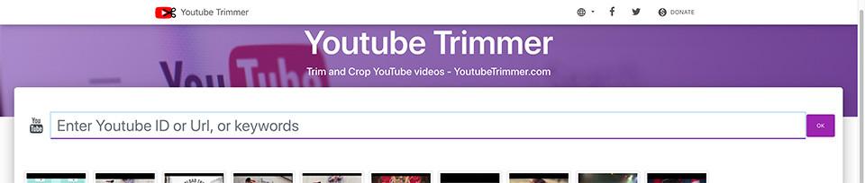 Youtubetrimmer für YouTube-Filme