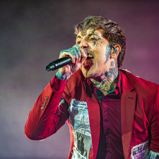 ROCK AM RING - Bring Me The Horizon Set Main Stage Ablaze During Spectacular Performance