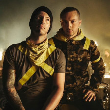 Twenty One Pilots Reach Gold Certification With Latest Album 'Trench' In The UK