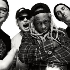 Lil Wayne Reportedly Quits Blink-182 Tour After Walking Off Stage