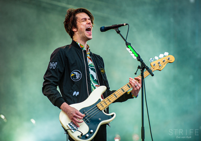 INTERVIEW: Touring, The Upcoming Album, Collaborations & More With IDKHOW's Dallon Weekes
