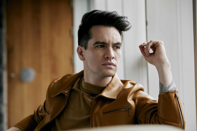 Panic! At The Disco's Brendon Urie Has His Own Funko Pop Now