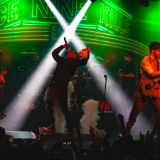 LIVE REVIEW: Ice Nine Kills Make For Perfect Company For Friday The 13th With Horror-Filled Show