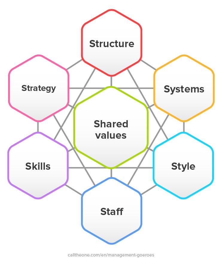 7s model McKinsey example
