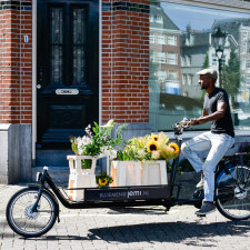Amsterdam Photo Tour | Bikes in the city