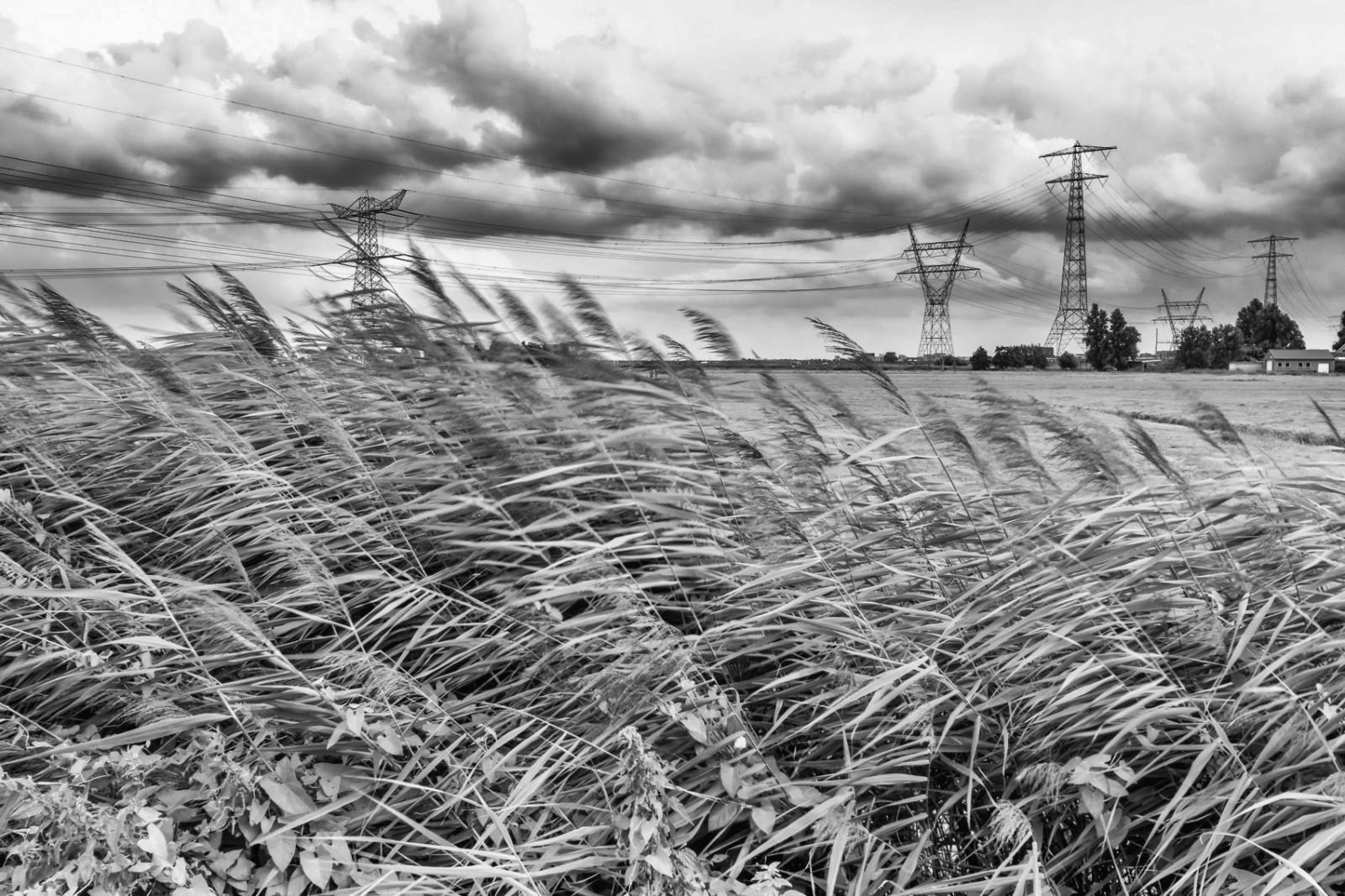 dutchlandscape-stormy-clouds